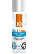 Jo H2o Anal Water Based Cooling Lubricant 2oz